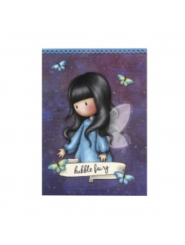 SANTORO NOTES MEMOBLOCK BUBBLE FAIRY