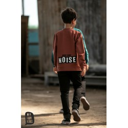 ALL FOR KIDS BLUZA NOISE