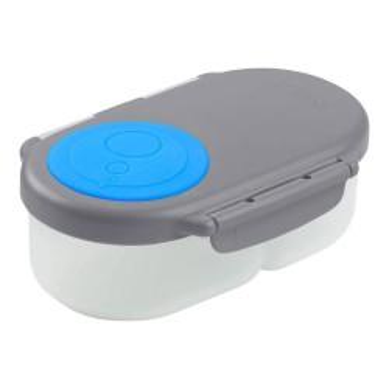 B.BOX SNACKBOX BLUE SLATE